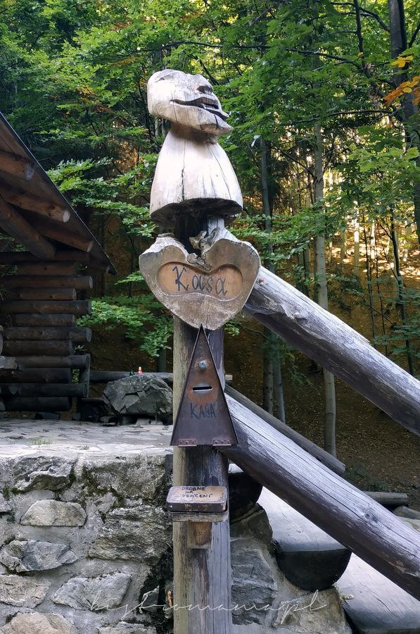 Leśny Bar w Czechach