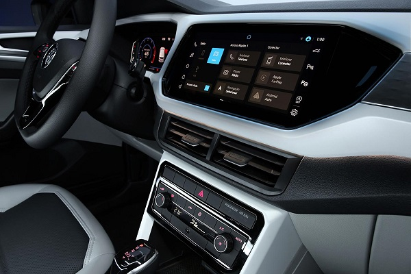 Interior Volkswagen T-Cross 2021