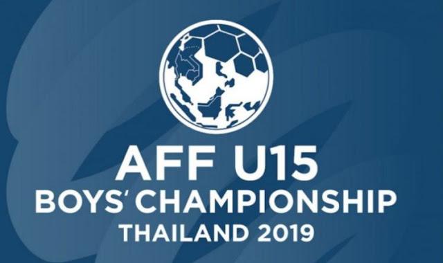 Jadwal Piala AFF U-15 2019 Thailand - Siaran Langsung SCTV.