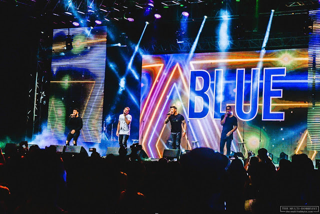 Best In Me - BLUE | Playback Music Festival 2018