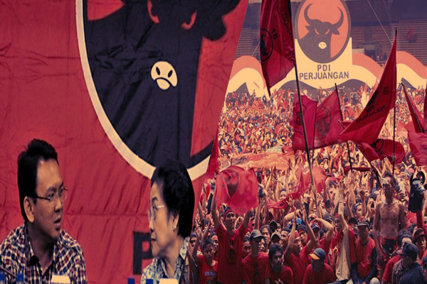 Heboh... Ribuan Orang Tanda Tangani Petisi Bubarkan PDIP, Netizen: Tidak Pro Rakyat Dan Memelihara Komunis