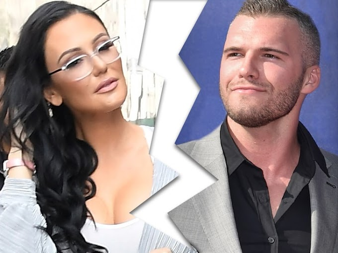 JWoww Splits with Boyfriend After He Hits on Angelina in Vegas
