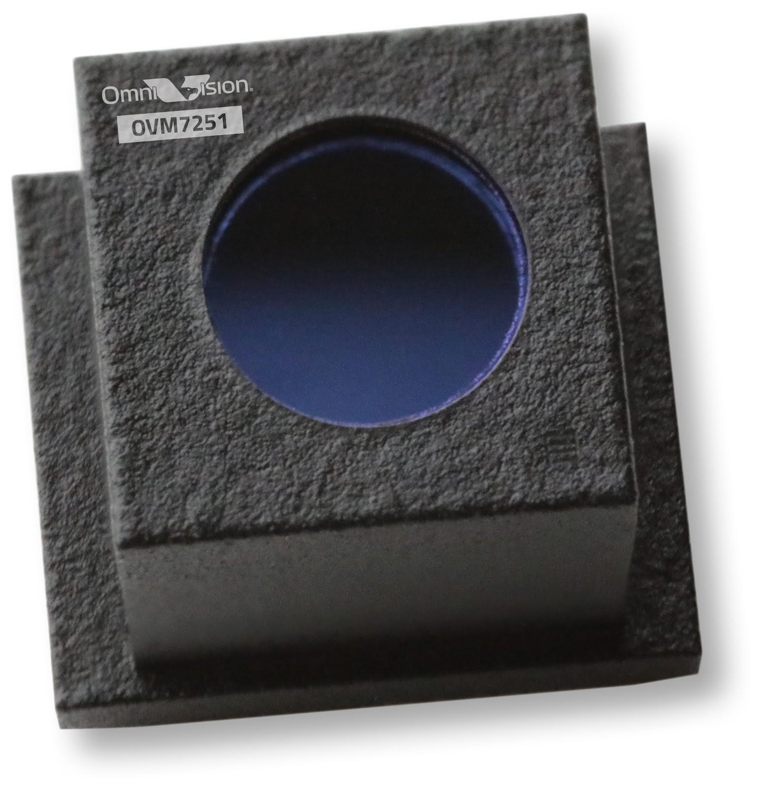 Image Sensors World: Omnivision VGA NIR Camera Module