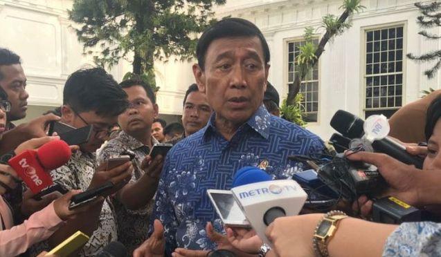 Wiranto: Habib Rizieq Enggak Jadi Pulang