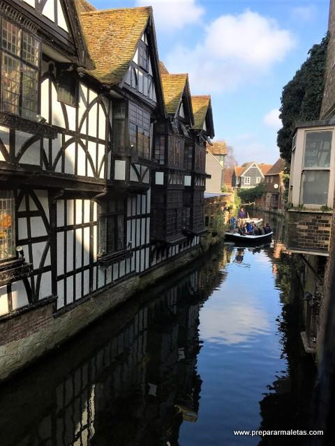 casco antiguo de Canterbury