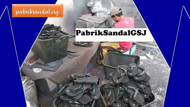 Sandal Spon Custom | Sandal Nama | Road to Malaysia