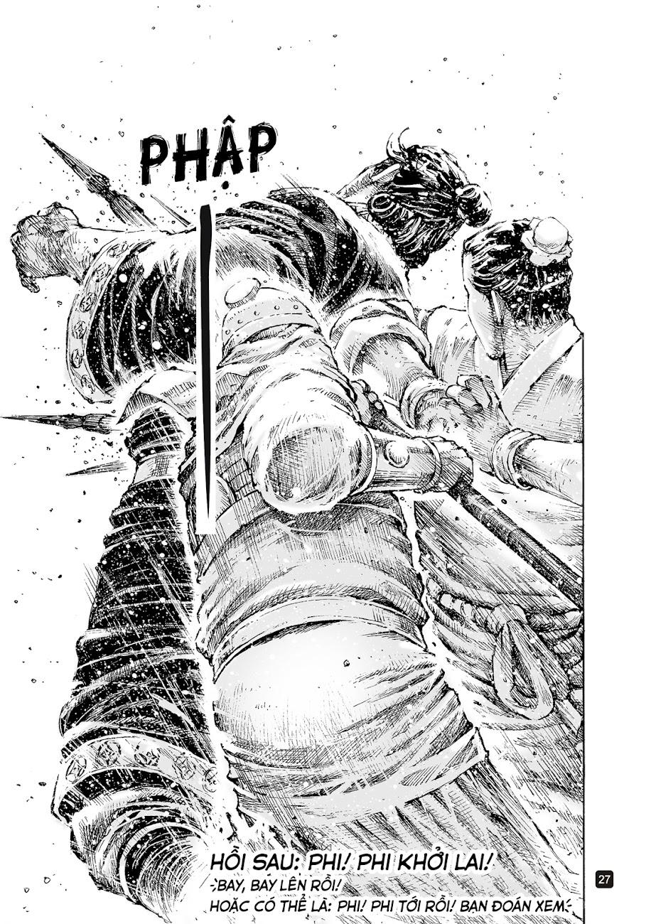 Hỏa phụng liêu nguyên Chương 532: Tuế nguyệt tha đà trang 27