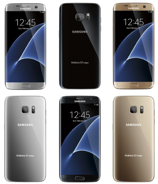Samsung Galaxy S7 And S7 Edge Details Leaked