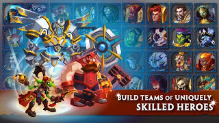 Age of Heroes: Conquest MOD APK Terbaru + Cheats: Tips & Strategy