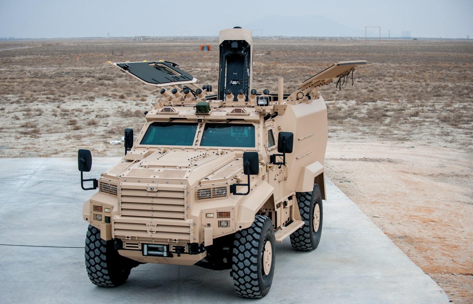 120-мм мінометні системи ALKAR