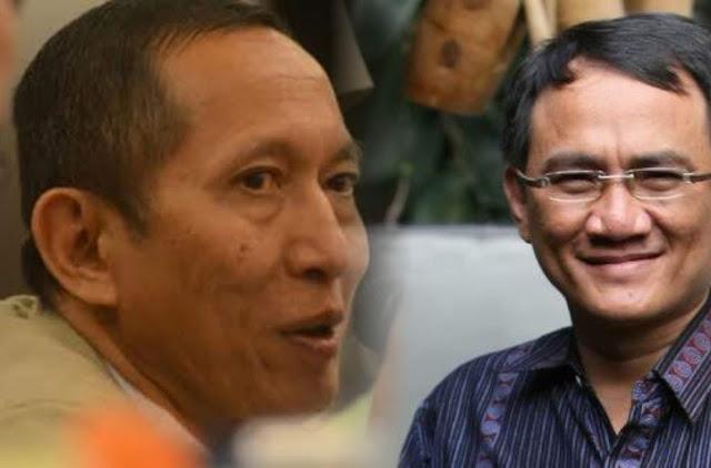 Andi Arief ke JS Prabowo: Lain Kali, Otak Jangan Kalah Cepat Sama Jempol