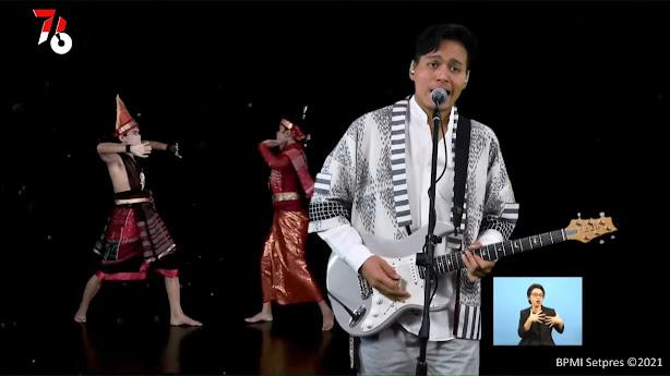 Kolaborasi Musisi Indonesia Meriahkan Peringatan Kemerdekaan RI