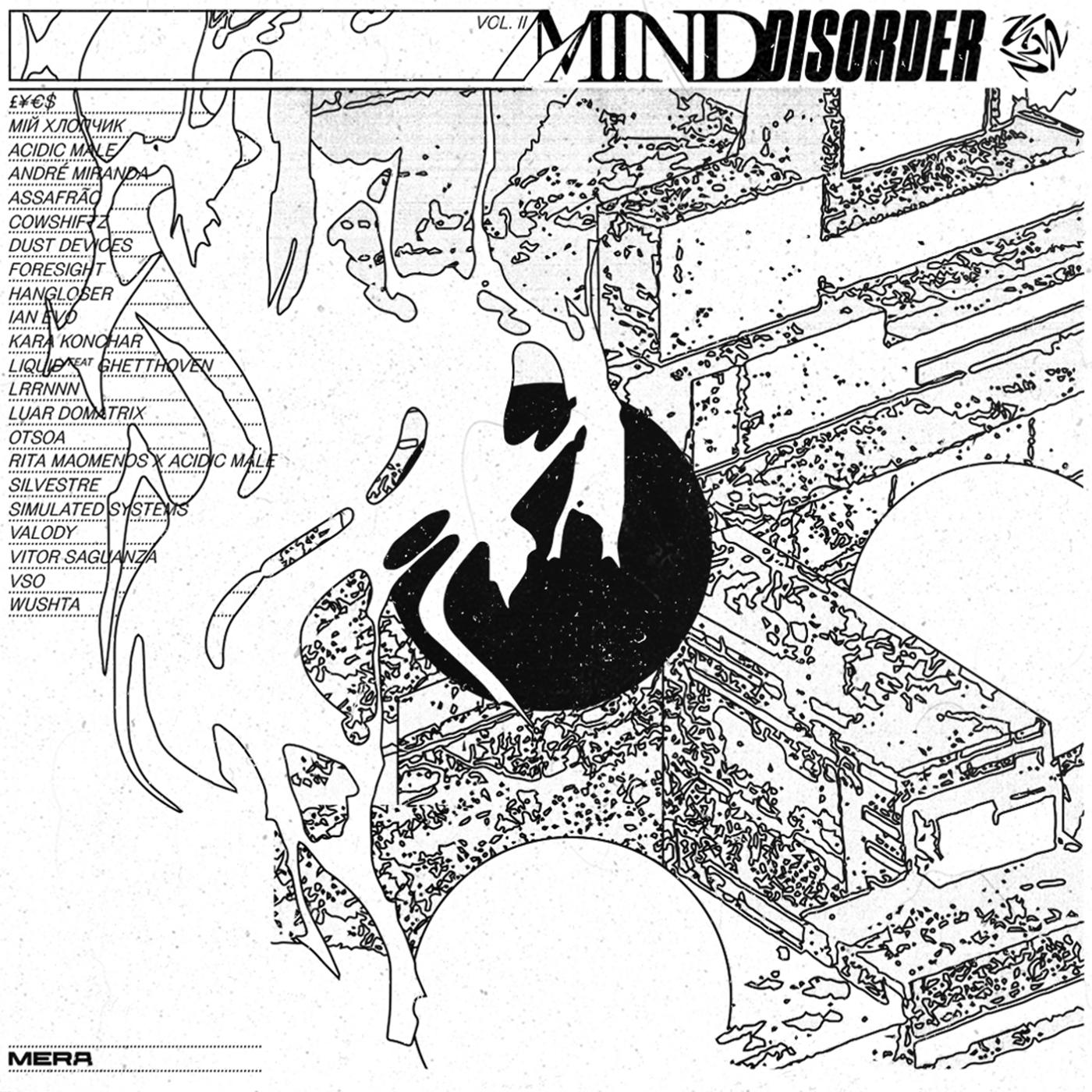 A MERA lança segundo volume de Mind Disorder
