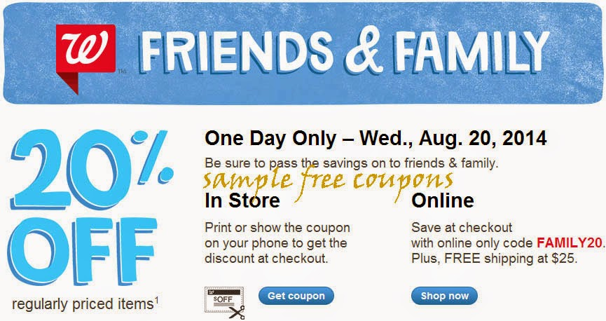 9. Online and in-store prices can be different due to physical location costs. Big cities can have higher prices, so check online for a lower price. The shopping cart page is where the Walgreens promo code form is located. Apply the code to see the discount in the total. Make sure you type the code in exactly as it appears.