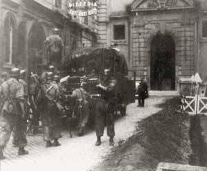 Rastrellamento del Ghetto di Roma 16 ottobre del '43