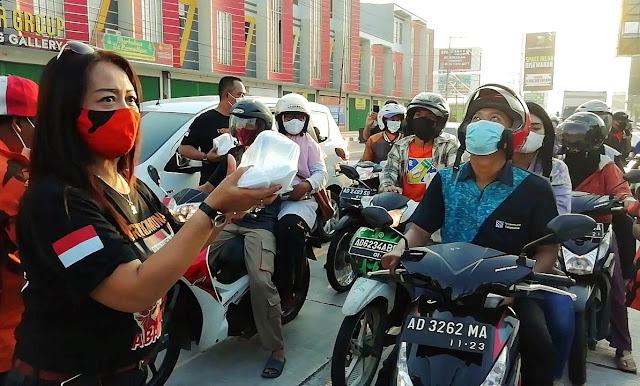 Gelar Aksi Sosial, Tandai Gebrakan Awal FORKOM PP Kota Solo