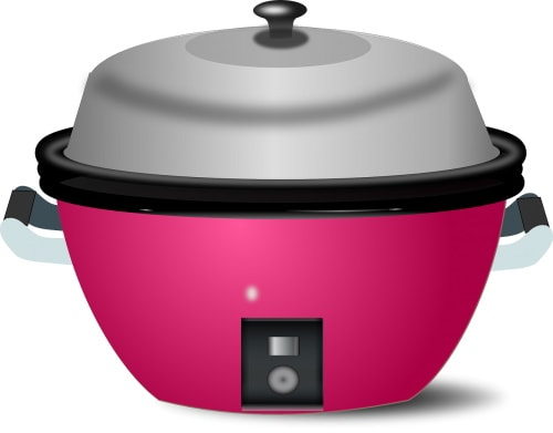 Rice cooker is a kitchen appliance that we must buy based on consumer trust to save money.