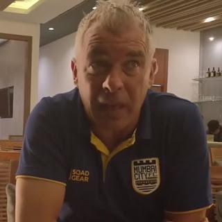 Mumbai City FC Head Coach