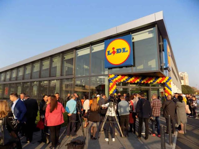 Lidl plans several stores in Macedonia