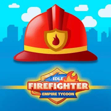 Idle Firefighter Empire Tycoon (MOD, Unlimited Money) APK Download