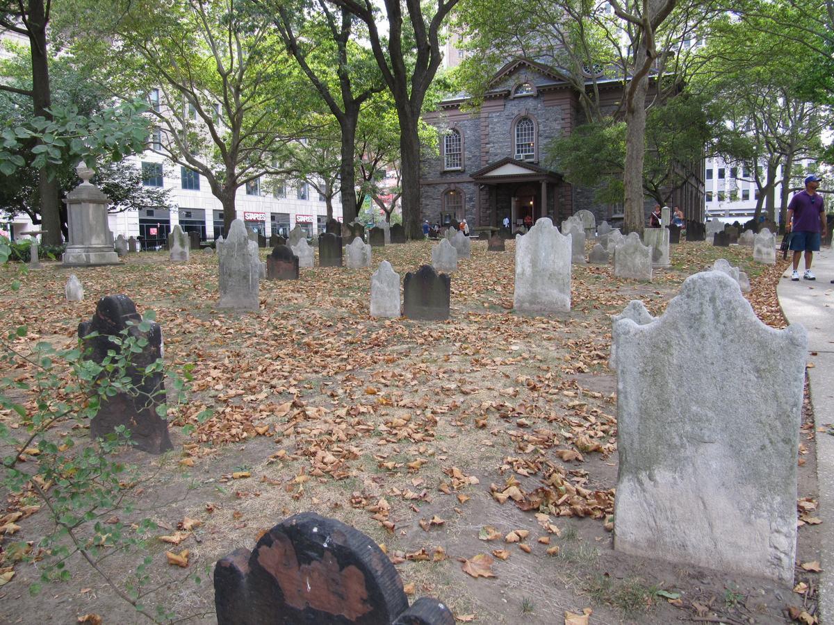 cementerio sant paul chapel
