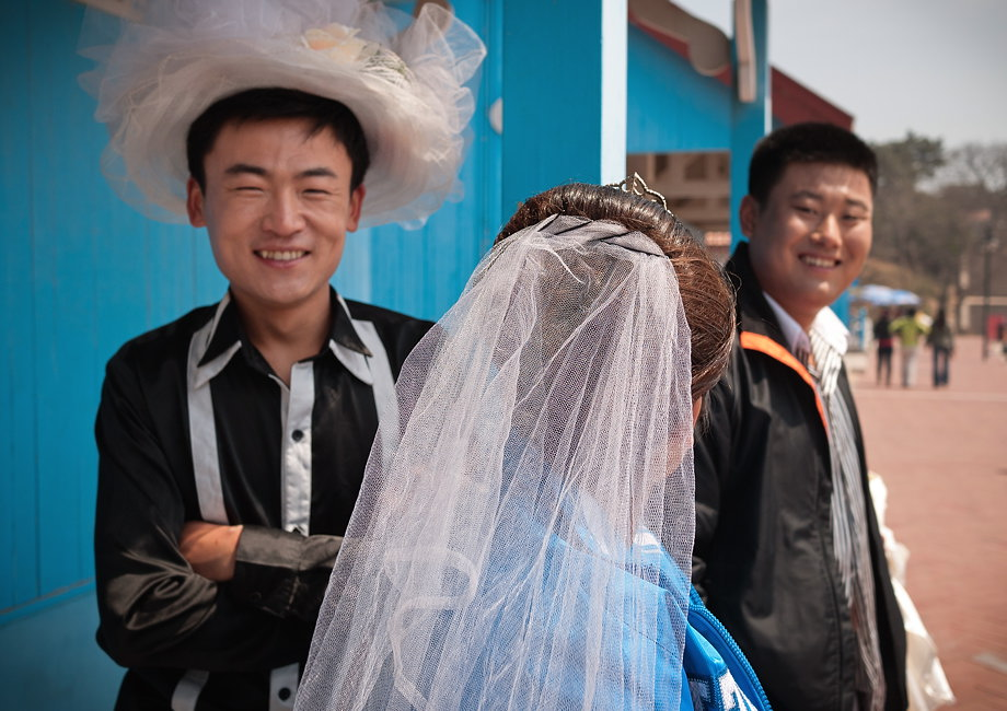 'brides-men' • qingdao, china    © marc montebello all rights reserved