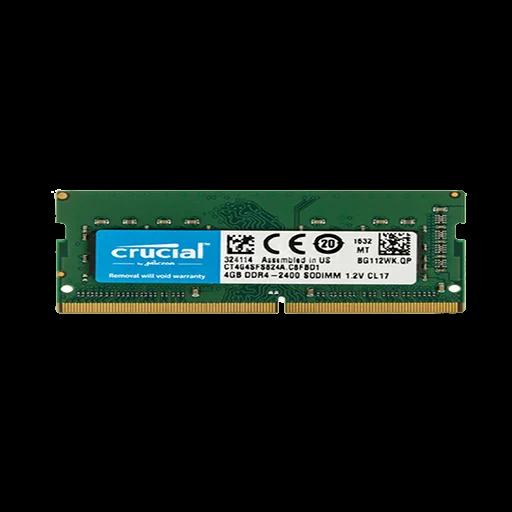 RAM laptop Crucial (1x4GB) DDR4 2400MHz