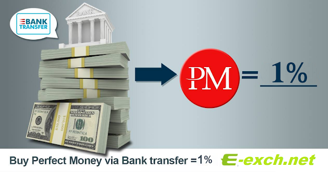 Buy perfect money with Indian Bank account