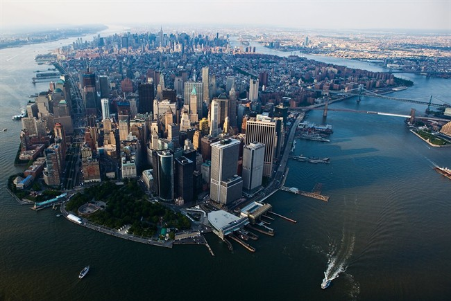 flash sul mondo di tutto di pi perch new york