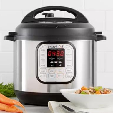MACYS - Instant Pot DUO60 7-in-1 Programmable Pressure Cooker 6-Qt. $49.99