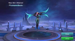 How to Get the Karina Elite Phantom Blade Skin for Free