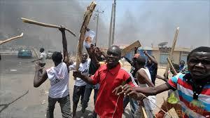 Hausa Vs Yoruba Clash on Yoruba Soil
