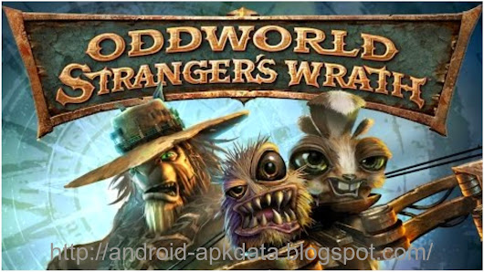Oddworld: Stranger's Wrath Apk Data Full Android
