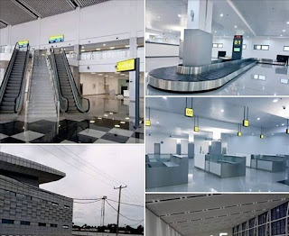 New Terminal Airport In River State
