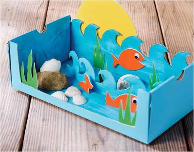 ocean-diorama-shoe-box-craft-for-kids