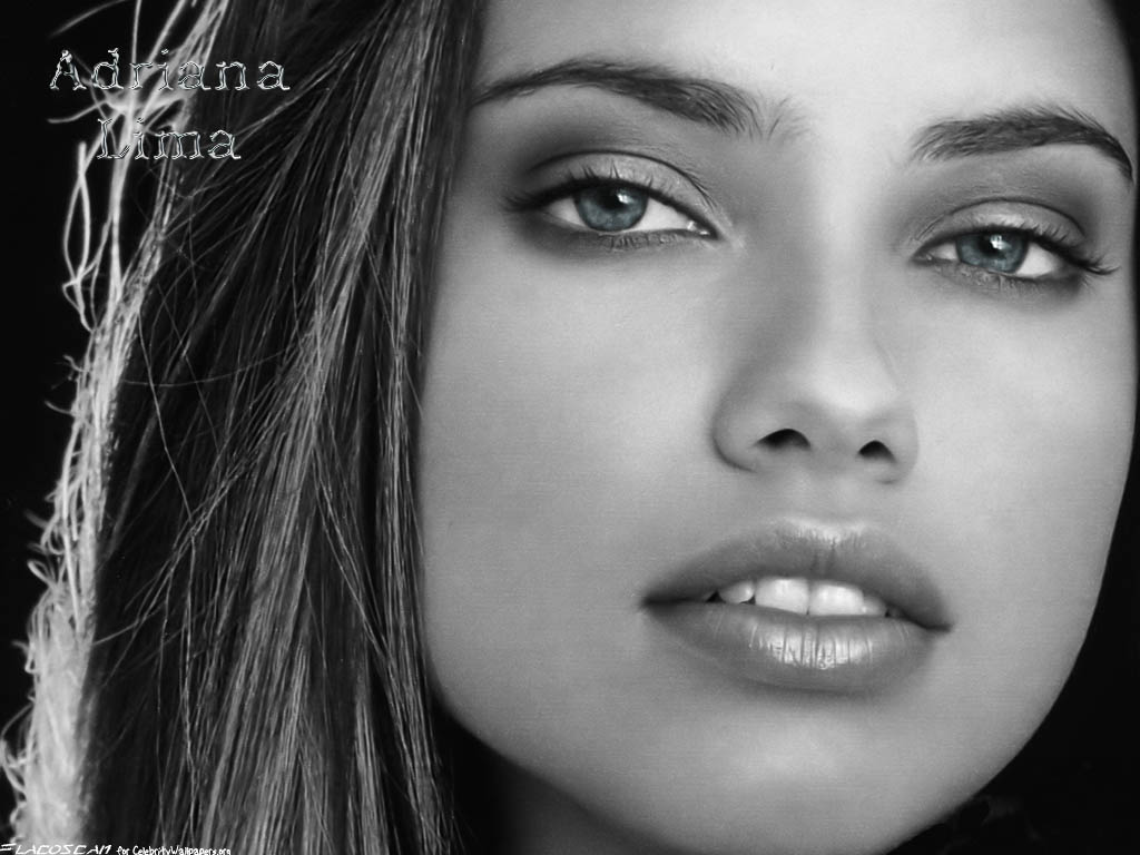 Brazilian Supermodel Adriana Lima | Free Wallpapers ... - photo#21