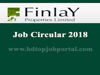 Finlay Properties Limited Job Circular 2018