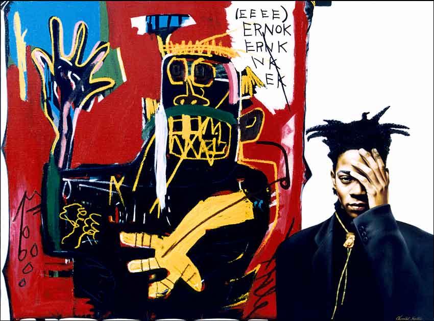 photo from http   srjerman wordpress comJean Michel Basquiat Crown