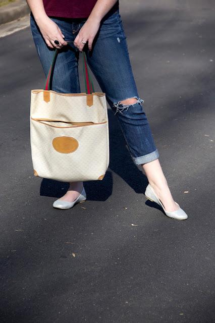 Style Blogger: Lipstick and Chiffon
