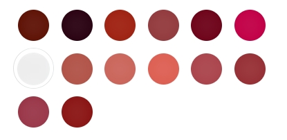 jenis shade Note Cosmetics mattemoist lipstick