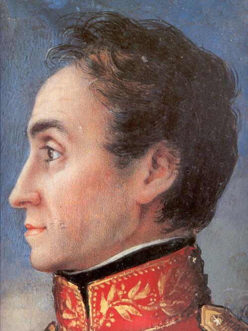 Acción y utopía del hombre de las dificultades - Simón Bolívar