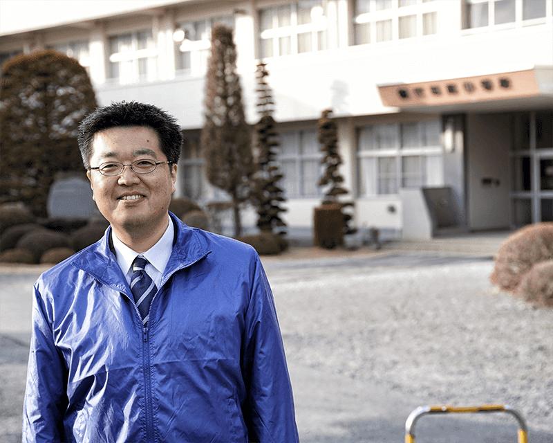 御代田町長選に出馬表明した小園ひろしでしかできない教育改革の基本方針