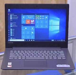 Lenovo ideapad 330-14AST ( AMD A4 ) Malang