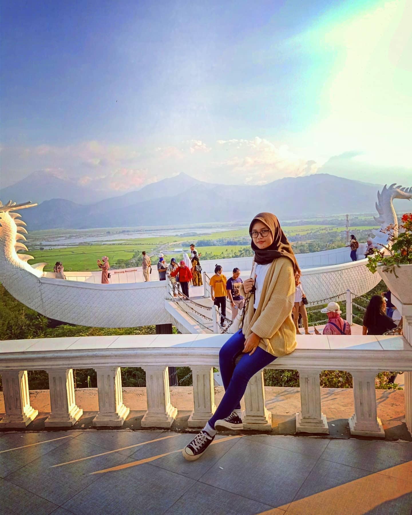 Pesona Eling Bening Semarang , Objek Wisata di Atas Awan yang Menawan