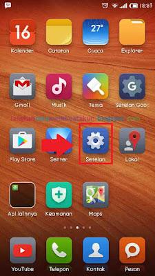 Cara Masuk ke Akun Google Saya di Hp Android | Aktifkan Account Google