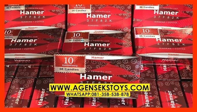 Hamer Candy Obat Kuat Permen Hamer Penambah Ereksi