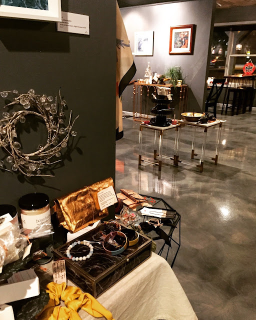 Welcome to Coquelicot Gallery and Cafe! Image credit Coquelicot.