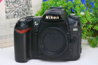 Jual Kamera Second Nikon D90 Body Only
