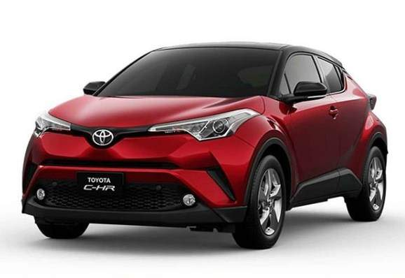 Toyota_CHR_Indonesia_Red