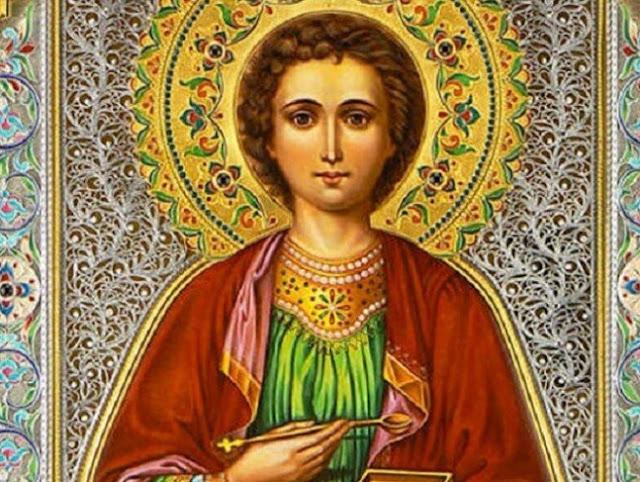 Молитва о здоровье Пантелеймону Целителю